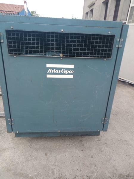 Immagine n. 6 - 3#3695 Compressore elettrico a vite silenziato Atlas Copco GA208