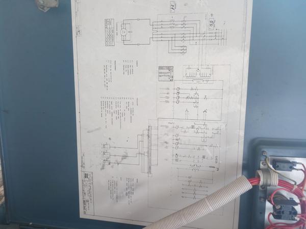 Immagine n. 9 - 3#3695 Compressore elettrico a vite silenziato Atlas Copco GA208