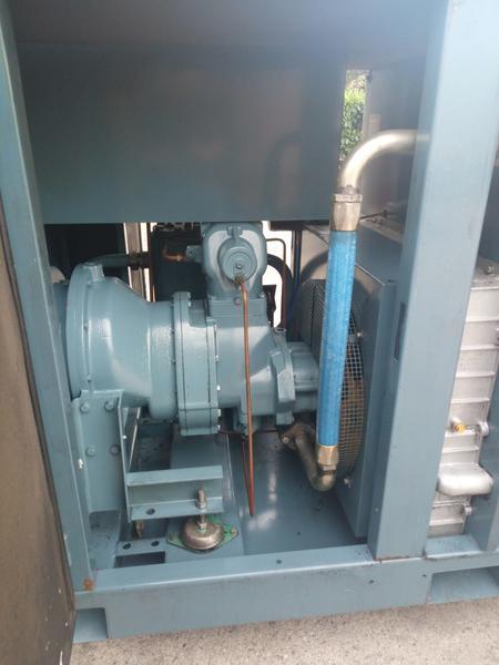 Immagine n. 17 - 3#3695 Compressore elettrico a vite silenziato Atlas Copco GA208