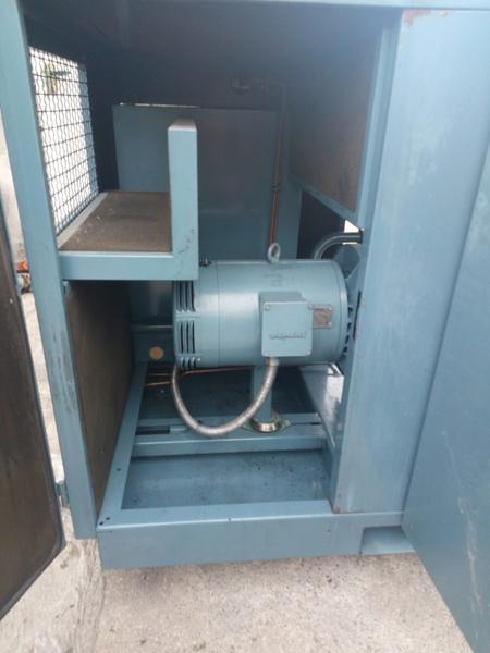 Immagine n. 20 - 3#3695 Compressore elettrico a vite silenziato Atlas Copco GA208