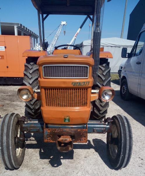 Immagine n. 3 - 31#3695 Trattore agricolo Fiat 600