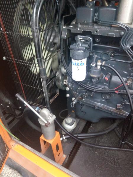 Immagine n. 4 - 33#3695 Generatore di corrente da 130 kva