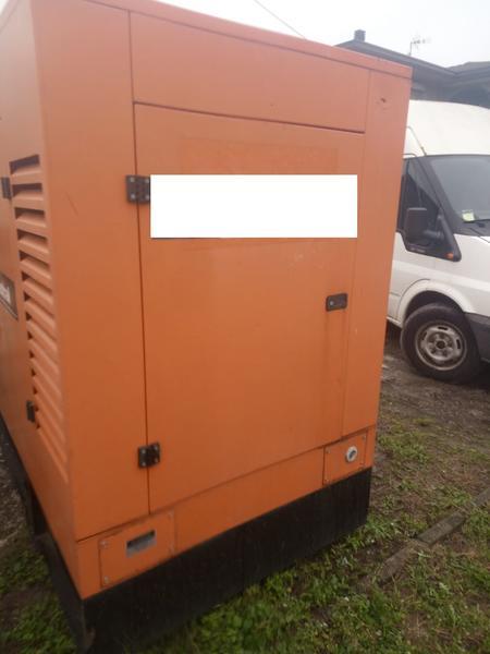 Immagine n. 10 - 33#3695 Generatore di corrente da 130 kva