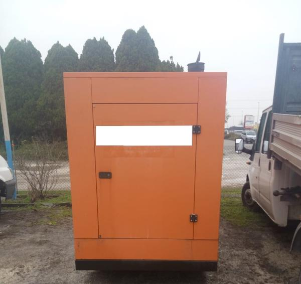 Immagine n. 11 - 33#3695 Generatore di corrente da 130 kva