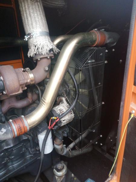 Immagine n. 13 - 33#3695 Generatore di corrente da 130 kva