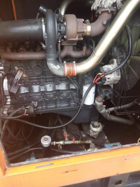 Immagine n. 14 - 33#3695 Generatore di corrente da 130 kva