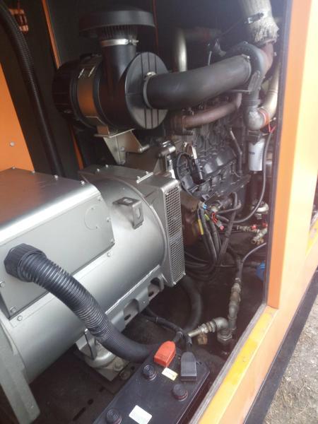 Immagine n. 16 - 33#3695 Generatore di corrente da 130 kva