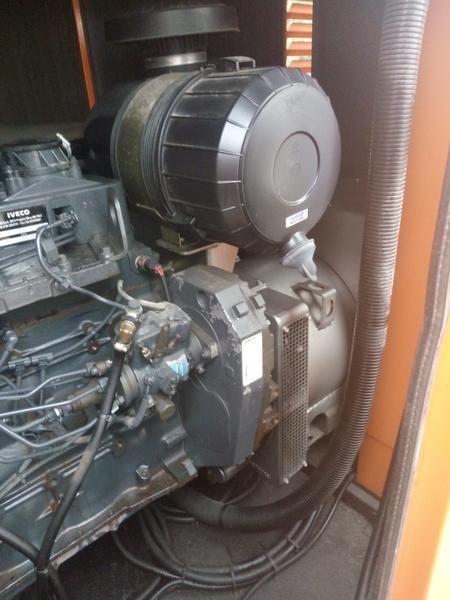 Immagine n. 17 - 33#3695 Generatore di corrente da 130 kva