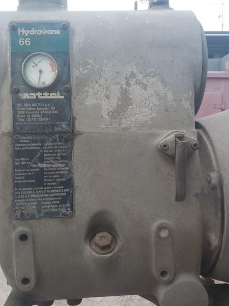 Immagine n. 3 - 34#3695 Compressori Mattei ERR 66