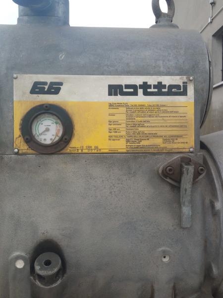 Immagine n. 4 - 34#3695 Compressori Mattei ERR 66
