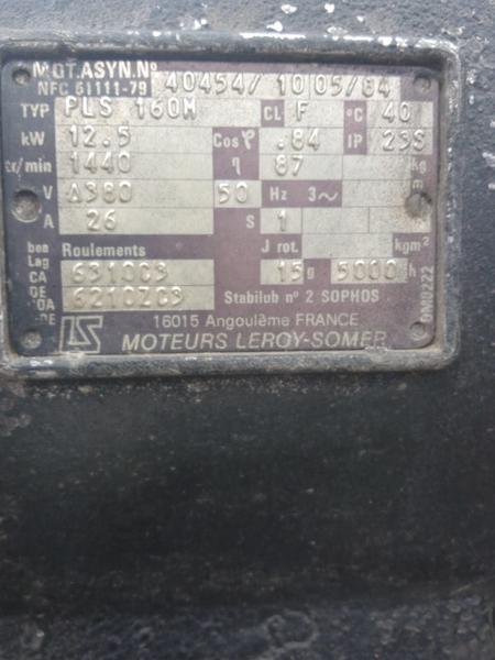 Immagine n. 5 - 34#3695 Compressori Mattei ERR 66