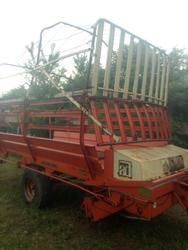 Durante DAA 18 Hay Self loading Wagon - Lot 35 (Auction 3695)