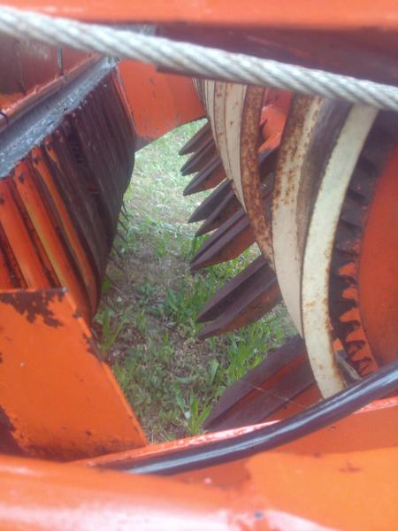 Immagine n. 6 - 35#3695 Carro per fieno autocaricante Durante DAA 18