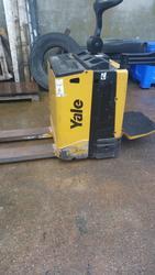 Yale MP20X electric pallet truck 15 quintals - Lot 8 (Auction 3695)