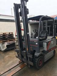 OM EU25 Electric Forklift - Lot 9 (Auction 3695)