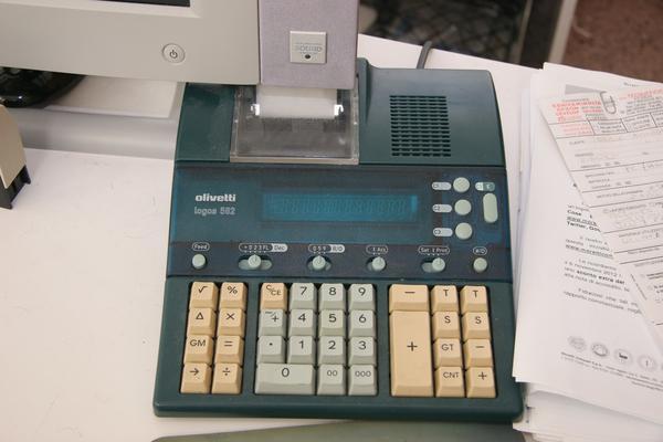 Immagine n. 8 - 1#3696 Attrezzature elettroniche da ufficio
