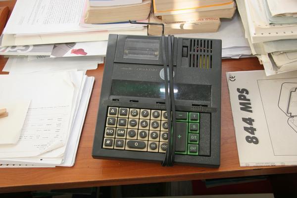 Immagine n. 9 - 1#3696 Attrezzature elettroniche da ufficio