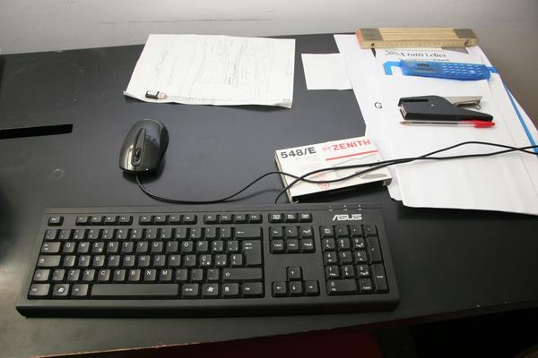 Immagine n. 12 - 1#3696 Attrezzature elettroniche da ufficio