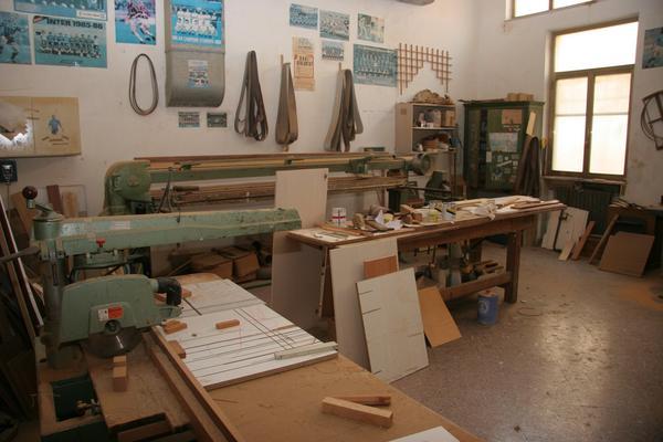 2#3696 Macchinari e attrezzatura per falegnameria