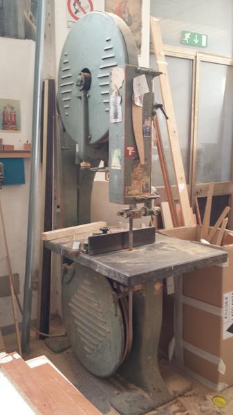 Immagine n. 4 - 2#3696 Macchinari e attrezzatura per falegnameria