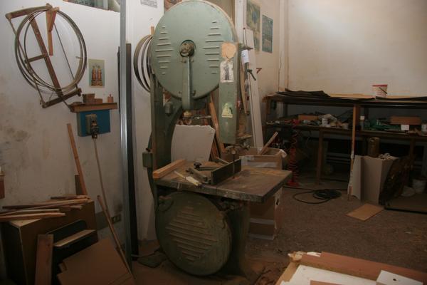 Immagine n. 7 - 2#3696 Macchinari e attrezzatura per falegnameria