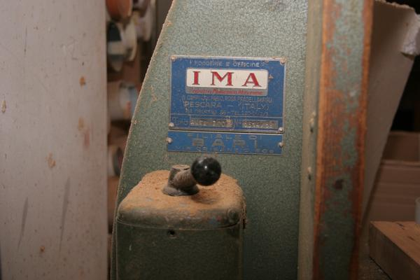 Immagine n. 8 - 2#3696 Macchinari e attrezzatura per falegnameria