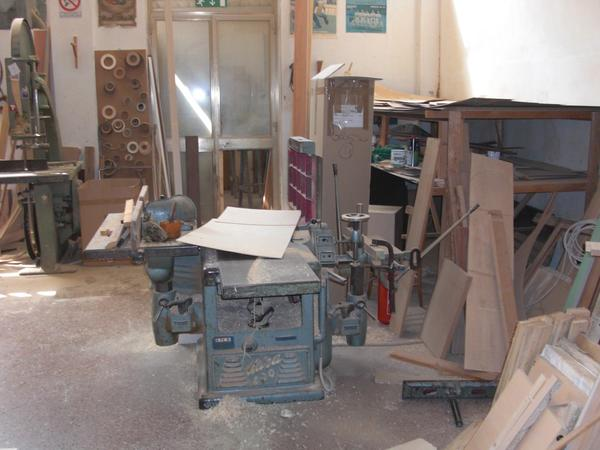 Immagine n. 15 - 2#3696 Macchinari e attrezzatura per falegnameria