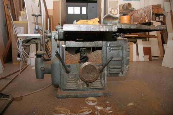 Immagine n. 21 - 2#3696 Macchinari e attrezzatura per falegnameria