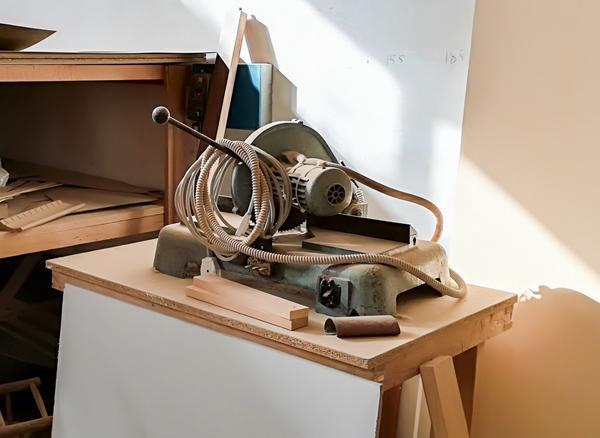 Immagine n. 24 - 2#3696 Macchinari e attrezzatura per falegnameria