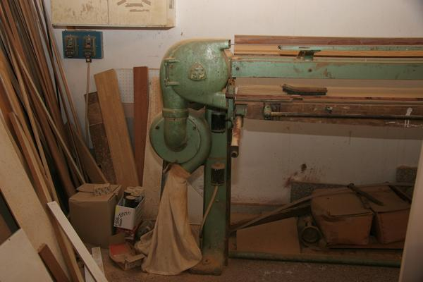 Immagine n. 31 - 2#3696 Macchinari e attrezzatura per falegnameria