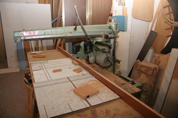 Immagine n. 41 - 2#3696 Macchinari e attrezzatura per falegnameria