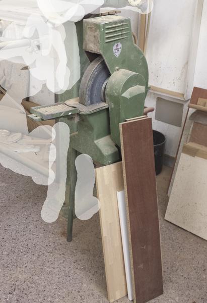 Immagine n. 43 - 2#3696 Macchinari e attrezzatura per falegnameria