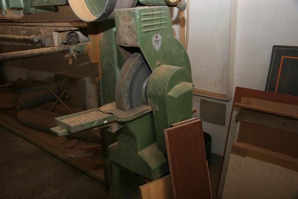 Immagine n. 46 - 2#3696 Macchinari e attrezzatura per falegnameria