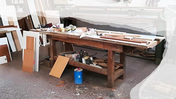 Immagine n. 54 - 2#3696 Macchinari e attrezzatura per falegnameria