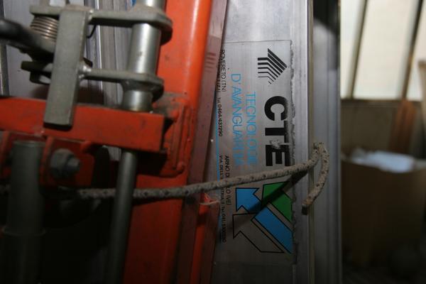 Immagine n. 4 - 5#3696 Scala montacarichi elevatrice elettrica Geda
