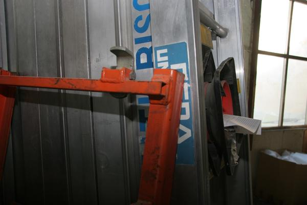 Immagine n. 5 - 5#3696 Scala montacarichi elevatrice elettrica Geda