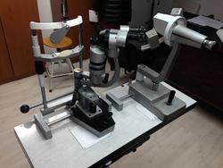 Ophthalmometer and optical study equipment - Lote  (Subasta 3700)