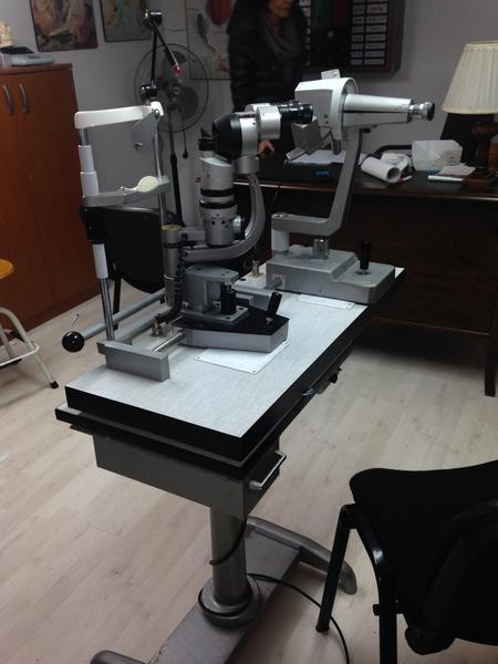 Immagine n. 2 - 2#3700 Oftalmometro e attrezzature per centro ottico