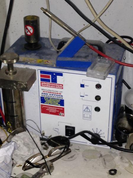 Immagine n. 15 - 2#3700 Oftalmometro e attrezzature per centro ottico