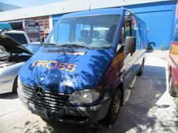 Mercedes Sprinter vehicle - Lot 1 (Auction 3702)