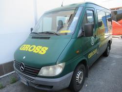 Mercedes Sprinter vehicle - Lot 6 (Auction 3702)