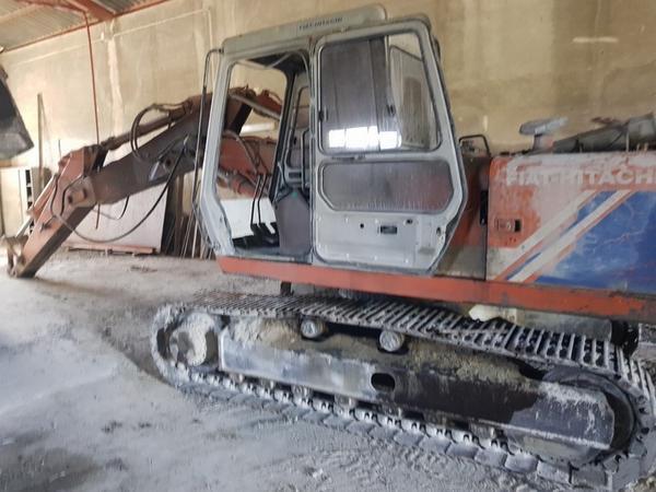 Immagine n. 2 - 2#3707 Escavatore cingolato Fiat Hitachi FH 150 T