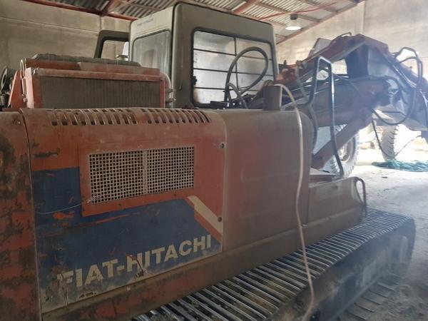 Immagine n. 12 - 2#3707 Escavatore cingolato Fiat Hitachi FH 150 T