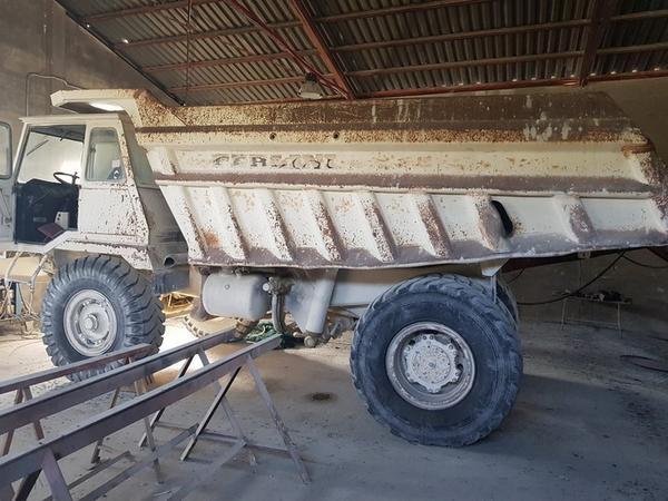 3#3707 Dumper Perlini DP 255