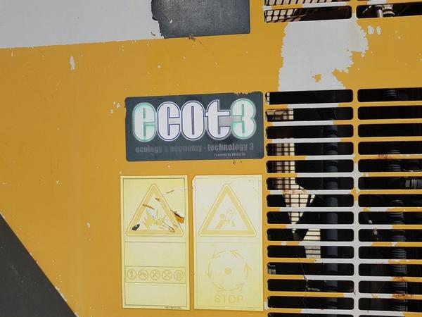 Immagine n. 3 - 6#3707 Pala gommata Komatsu WA 380