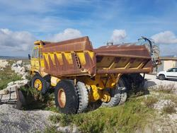 Rigid Dumper Perlini DP 205 - Lote 7 (Subasta 3707)