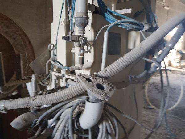 Immagine n. 2 - 9#3707 Insaccatrice elettronica Grief Werk TEV 25