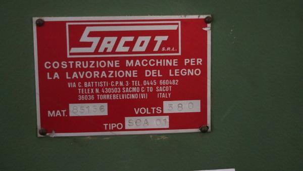 Immagine n. 2 - 7#3709 Accatastatore automatico Sacot SCA