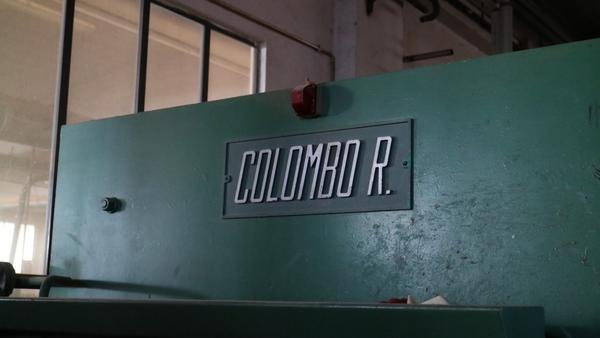 Immagine n. 2 - 9#3709 Linea automatica di pressaggio Colombo