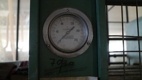 Immagine n. 3 - 9#3709 Linea automatica di pressaggio Colombo